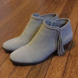 Crown Vintage Grey Booties